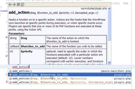 NetBeans代码提示