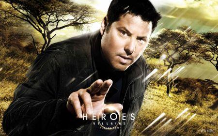 heroes第三季壁纸——matt