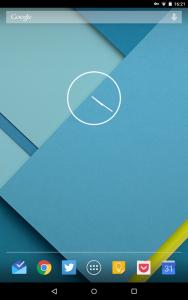 Nexus 7 Android 5