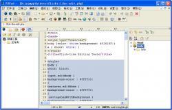 代码编辑器软件 - PsPad
