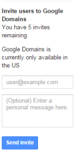 google-domains-invitations